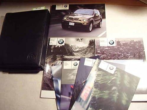 2004 bmw x5 3 0i 4 4i 4 8is owners manual bmw amazon com books rh amazon com 2004 BMW X5 3.0I Reliability 2004 BMW X5 Problems