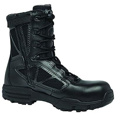 Belleville Waterproof Tactical Composite Toe Side Zip Work Boots TR998ZWPCT (3R)