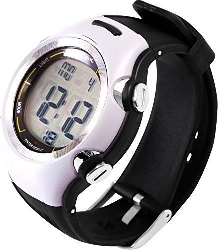 Smart Heart Rate Monitor Watch - Sports Fitne...