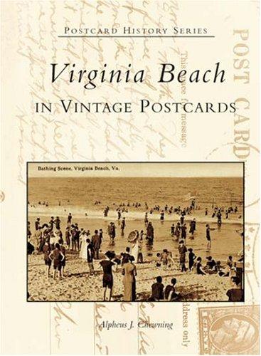 Read Online Virginia Beach in Vintage Postcards   (VA)  (Postcard History Series) PDF