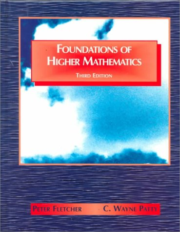 Foundations of Higher Mathematics