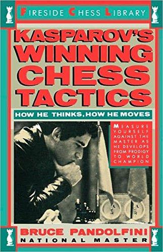 Kasparov's Winning Chess Tactics (Fireside Chess Library)