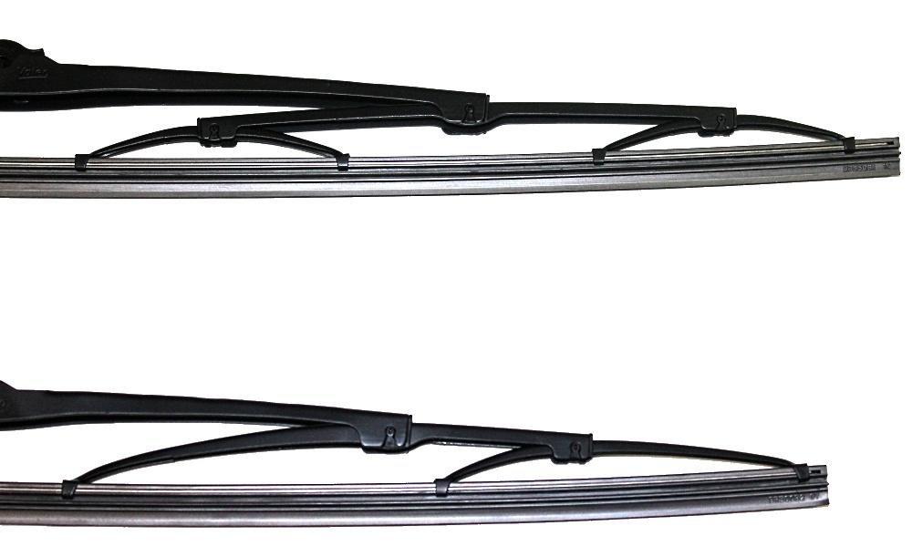 VALEO: Juego de 2 escobillas limpiaparabrisas para coche