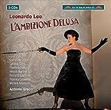 Leo:L'Ambizione Delusa [Giampiero Cicino; Candida Guida; Filomena Diodati; Orchestra ICO of Magna Grecia di Taranto, Antonio Greco] [DYNAMIC: CDS7677/1-3] by Giampiero Cicino