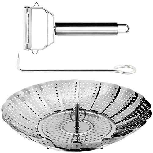 expandable steamer basket - 6
