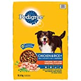 Pedigree Vitality Plus Chicken and Rice Dry Food for Dogs, 10.4kg