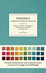 First published in 1814, Werner's Nomenclature of Colours is a taxonomic guide to the colors of the natural world that has been cherished by artists and scientists for more than two centuries. This beautiful pocket-size facsimile is certain t...