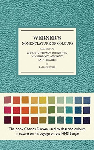 Pantone Art Markers - Werner's Nomenclature of Colours: Adapted to Zoology, Botany, Chemistry, Mineralogy, Anatomy, and the Arts