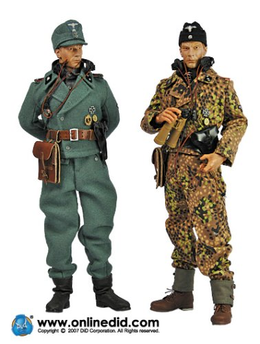 1/6 Scale Did - 1/6 Scale DID WW2 German s.SS-Panzer-Abteilung 101