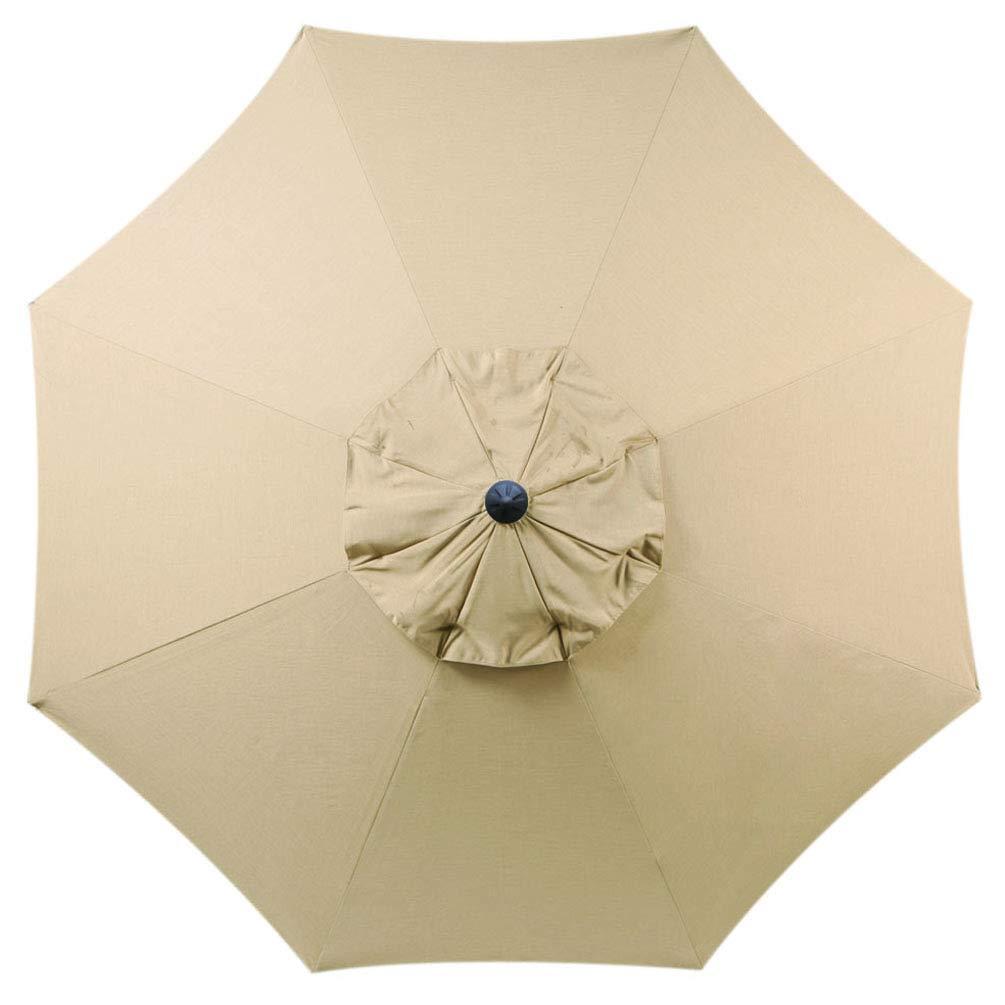 Patio Umbrella Material Replacement: Bayside-21 Sunbrella Fabric Umbrella Canopy Replacement 8