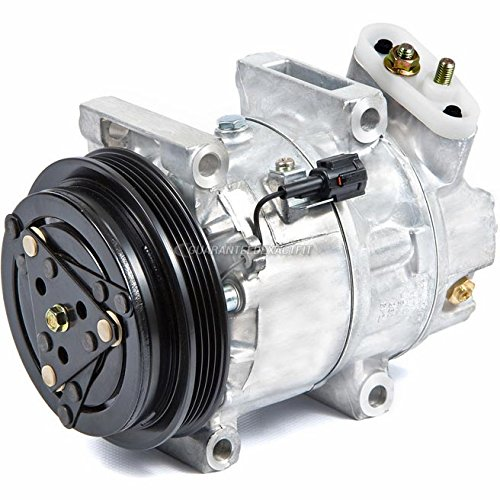 Brand New Premium Quality AC Compressor & A/C Clutch For Nissan And Infiniti - BuyAutoParts 60-01489NA New