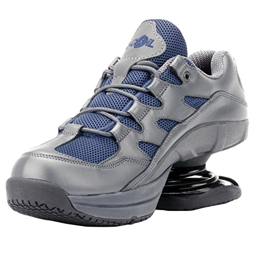 z coil relief footwear men s freedom slip resistant