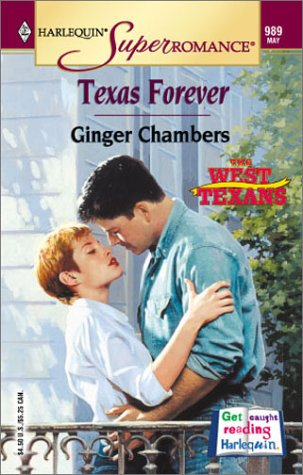 book cover of Texas Forever