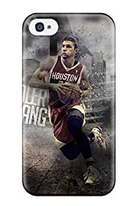 Pamela Sarich's Shop houston rockets basketball nba (45) NBA Sports & Colleges colorful iPhone 4/4s cases
