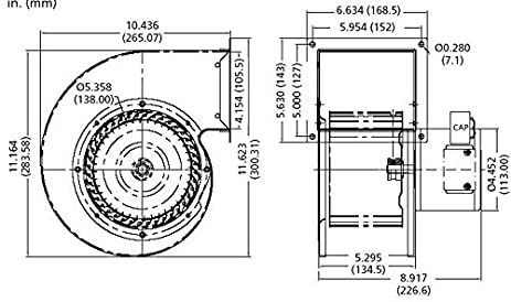 514JZ2oew0L._SX463_ dayton winch wiring diagram 115v dayton winch 9000, 94 jeep yj dayton 115v winch wiring diagram at metegol.co