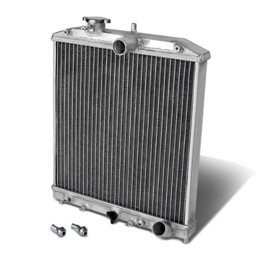Honda Civic 2-Row Full Aluminum Racing Radiator (Automatic