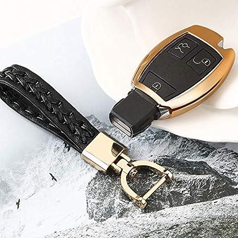 Carcasa para llave de coche de TPU, compatible con Mercedes ...
