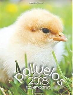Polluelos 2018 Calendario (Edición España) (Spanish Edition)