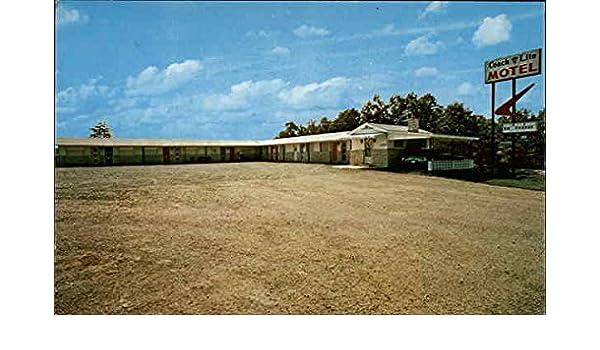 Amazon com: Coach Lite Motel Poplar Bluff, Missouri Original