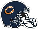 NFL Chicago Bears 12-Inch Vinyl Helmet Magnet