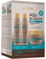 Kativa, Champú y acondicionador - 3 de 250 ml. (Total 750 ml.)
