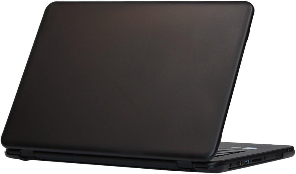 """iPearl mCover Hard Shell Case for 14"""" Lenovo N42 Series Chromebook Laptop (Black)"""