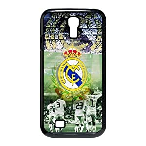 Pink Ladoo? Case For Sumsung Galaxy S4 I9500 Cover Case Phone Cover Sports Football Real Madrid.F. Team Logo