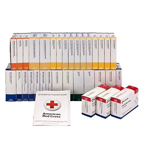 Unit Refill Kit - Pac-Kit by First Aid Only 90584 54 Unit ANSI B, First Aid Kit Refill