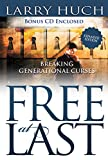img - for Free at Last: Breaking Generational Curses book / textbook / text book