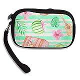 WCVRUT Unisex Clutch Wallet For Woman Ladies -It's Summer Time Long Purse Bag Men Gentlemen