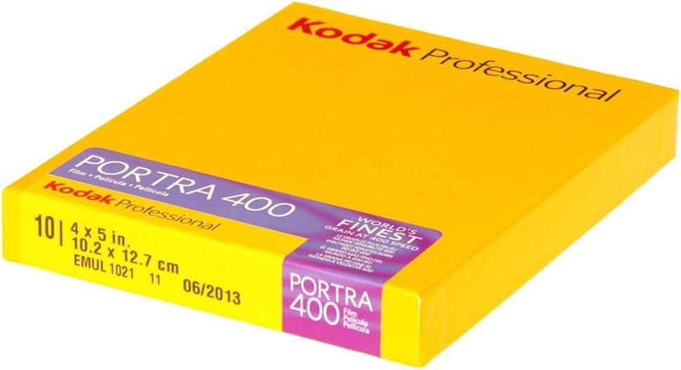 20 Rollos Kodak Portra 160 120 película de impresión a color 4 X 5 Pack