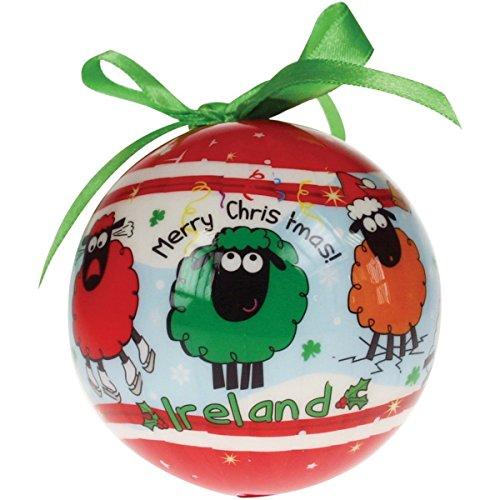 Dublin Gift Wacky Woolies Christmas Ornament ()