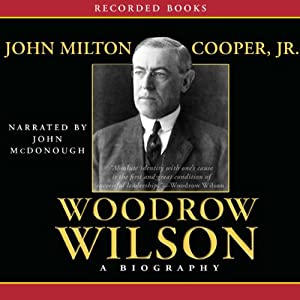 Woodrow Wilson Audiobook
