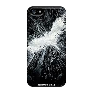 Sunrises BAV3010UpaZ Case For Iphone 5/5s With Nice The Dark Knight Rises Appearance