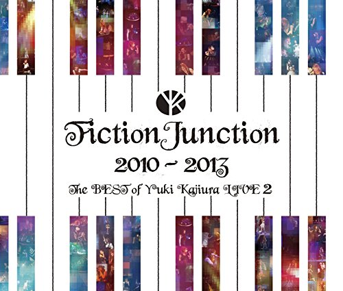 Fictionjunction 2010 2013 Best Yuki Kajiura product image