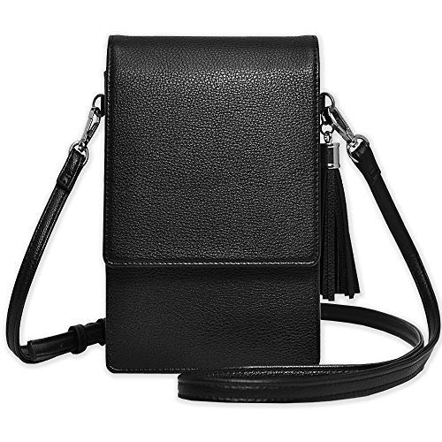 Small Crossbody Bag Phone Bag Cell Phone Purse Travel Passport Bag Crossbody Handbags for Women