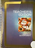 Magruder's American Government, Teacher's Edition, 9780133307108, 0133307107, 2016 Copyright