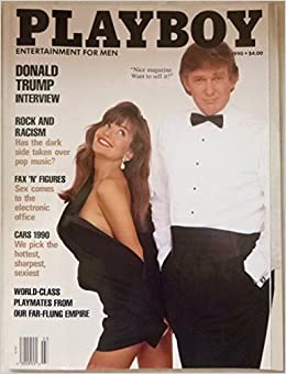 Image result for trump playboy amazon