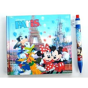 Disneyland Paris Mickey Mouse Et Ses Amis En Livre D
