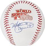Mike Schmidt Philadelphia Phillies Autographed 1980 World Series Logo Baseball - Fanatics Authentic Certified