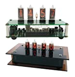 Nixie Clock Kit, 4 digit, ZM1336K tubes, Velleman