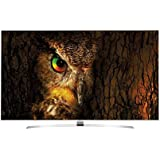 LG 55UH850T 139.7 cm (55 inches) 4K Ultra Smart HD LED IPS TV (Black)