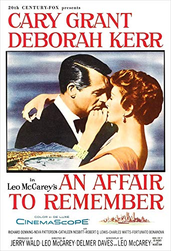 An Affair to Remember - Movie Poster Print by delovely Arts