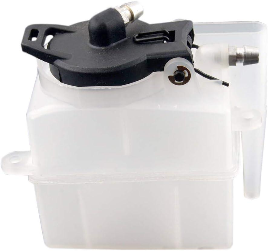 Toogoo Rc 02004 Kraftstoff Tank Für Hsp 1 10 Nitro On Road Car Buggy Lkw Spielzeug
