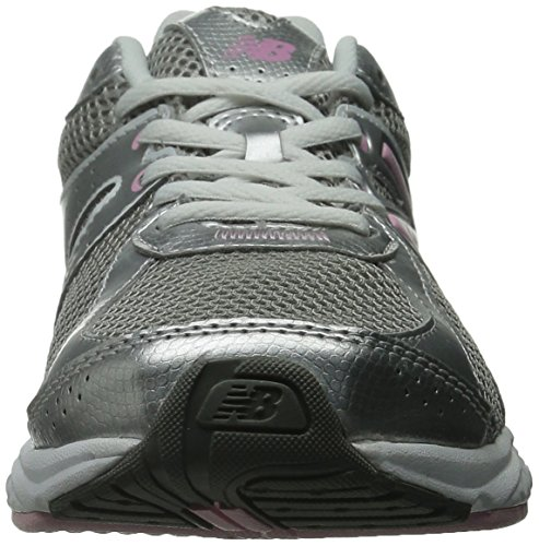 New Balance, Scarpe da corsa donna Grigio grigio UK / Medium (B, M) US / EU womens, Grigio (grigio), 40