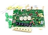 E834 tube phono amplifier kit MM-RIAA amplifier