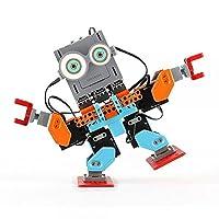 UBTECH JIMU Robot BuzzBot y MuttBot Kit de aprendizaje STEM habilitado para la aplicación (264 pcs)