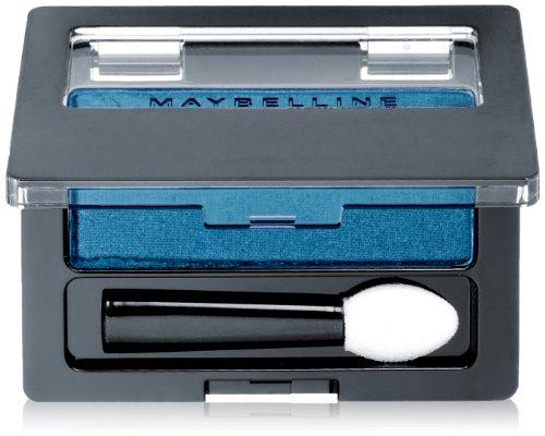 (Maybelline New York Expert Wear Eyeshadow, Turquoise Sea, Singles, 0.09 Ounce)