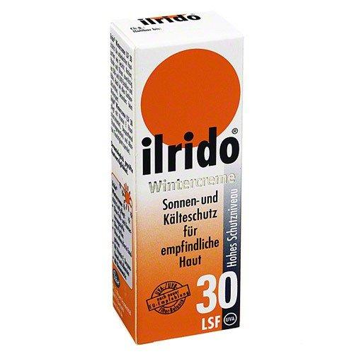 ilrido Invierno Crema SPF 30 sol y de protección contra el frío, 25 ml: Amazon.es: Belleza