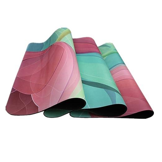Estera de Yoga Estera de Yoga Textura Antideslizante ...